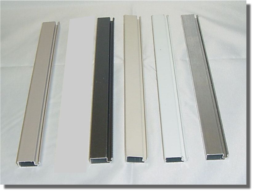 Aluminum window aluminum window screen frame for Aluminium window frame manufacturers